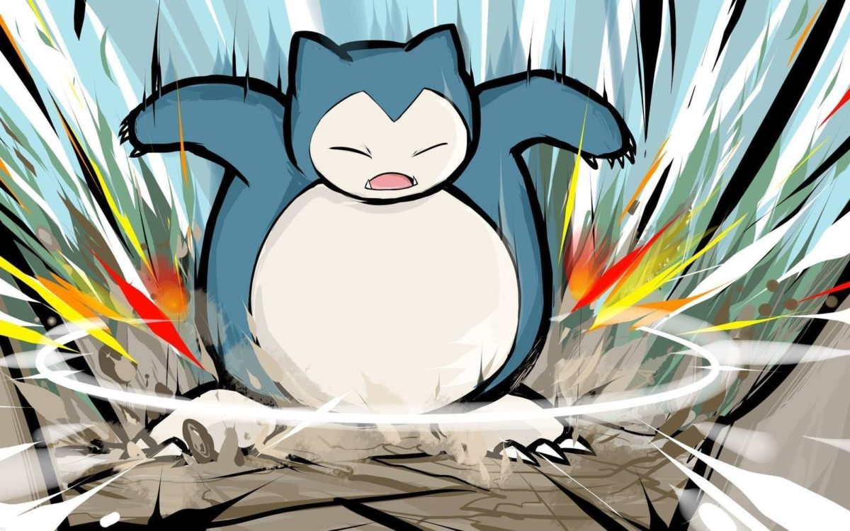 Pokémon, Snorlax Wallpapers HD / Desktop and Mobile Backgrounds