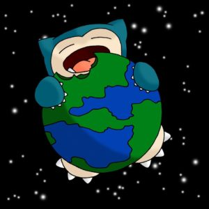 download Snorlax Eat World by JakeXalrons on DeviantArt