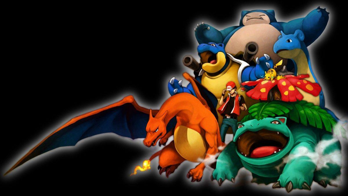 Charizard, #Blastoise, #Venusaur, #Pokémon, #Snorlax, #Lapras …