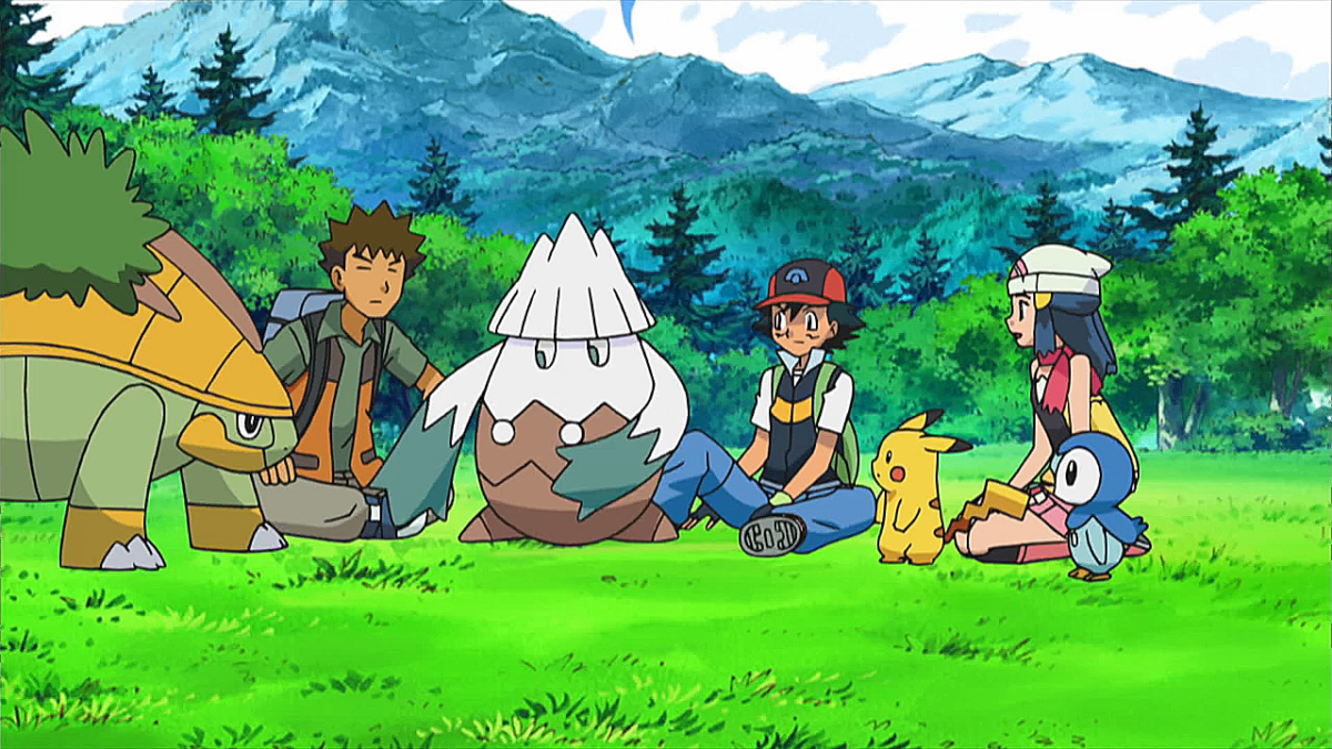 Snover | ◇◇Ash, Dawn and Brock◇◇ | Pinterest | Pokemon people …