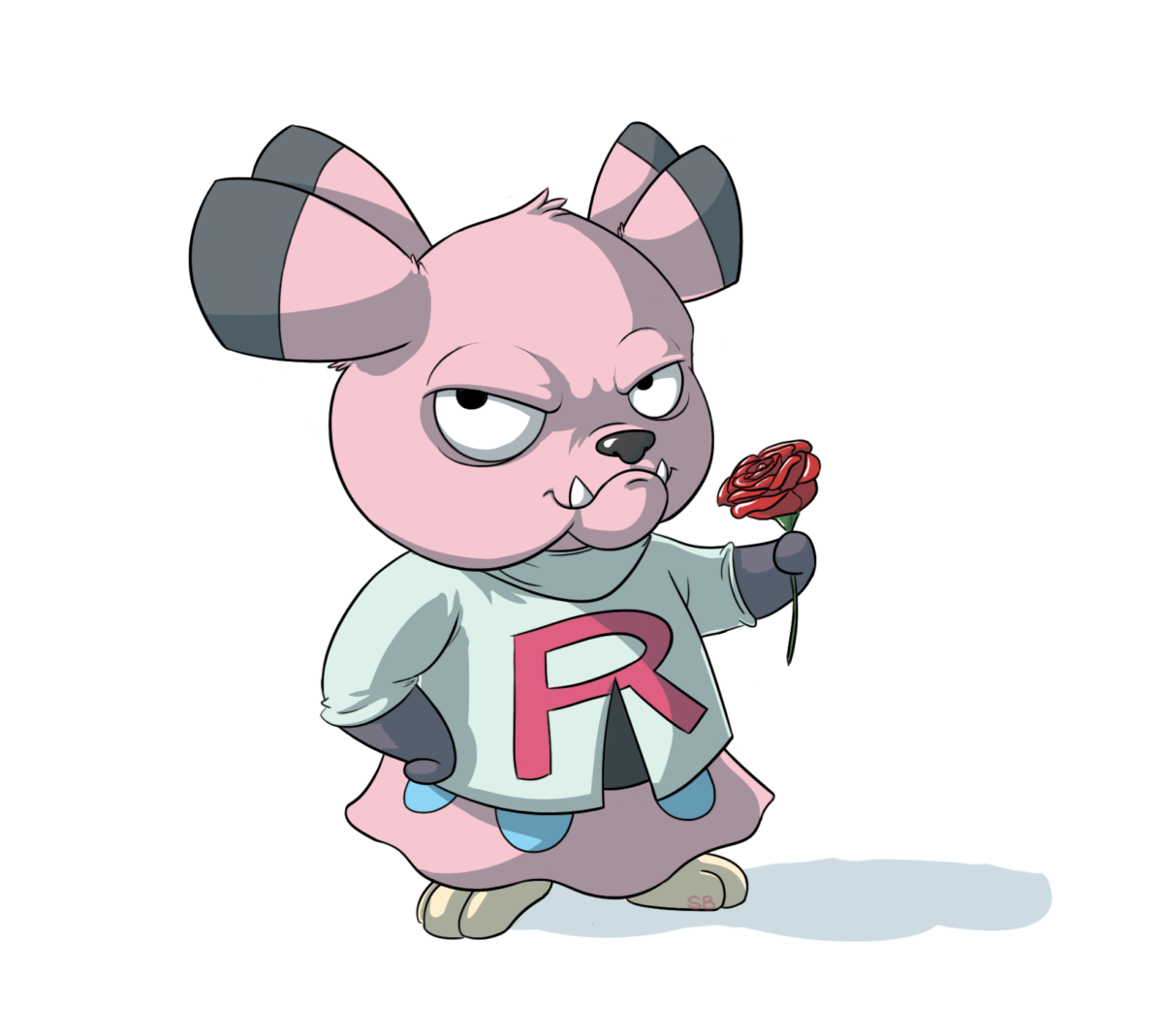 Prepare for trouble, and make it… Snubbull? : pokemon