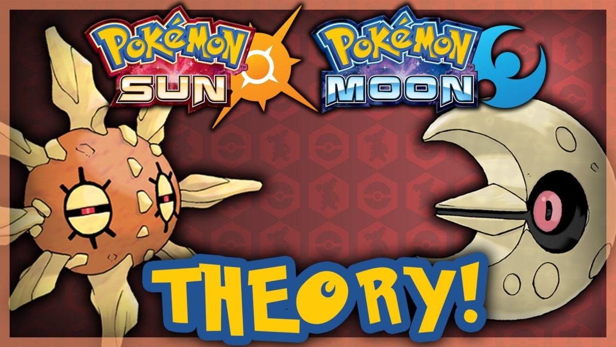 Solrock and Lunatone ARE Connected to Legendaries! – Pokémon Sun and …