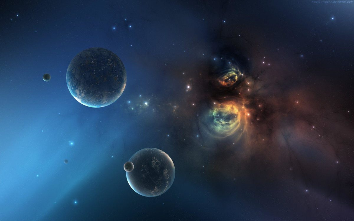 Space And Planets wallpaper – 635479