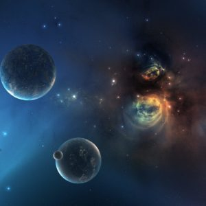 download Space And Planets wallpaper – 635479