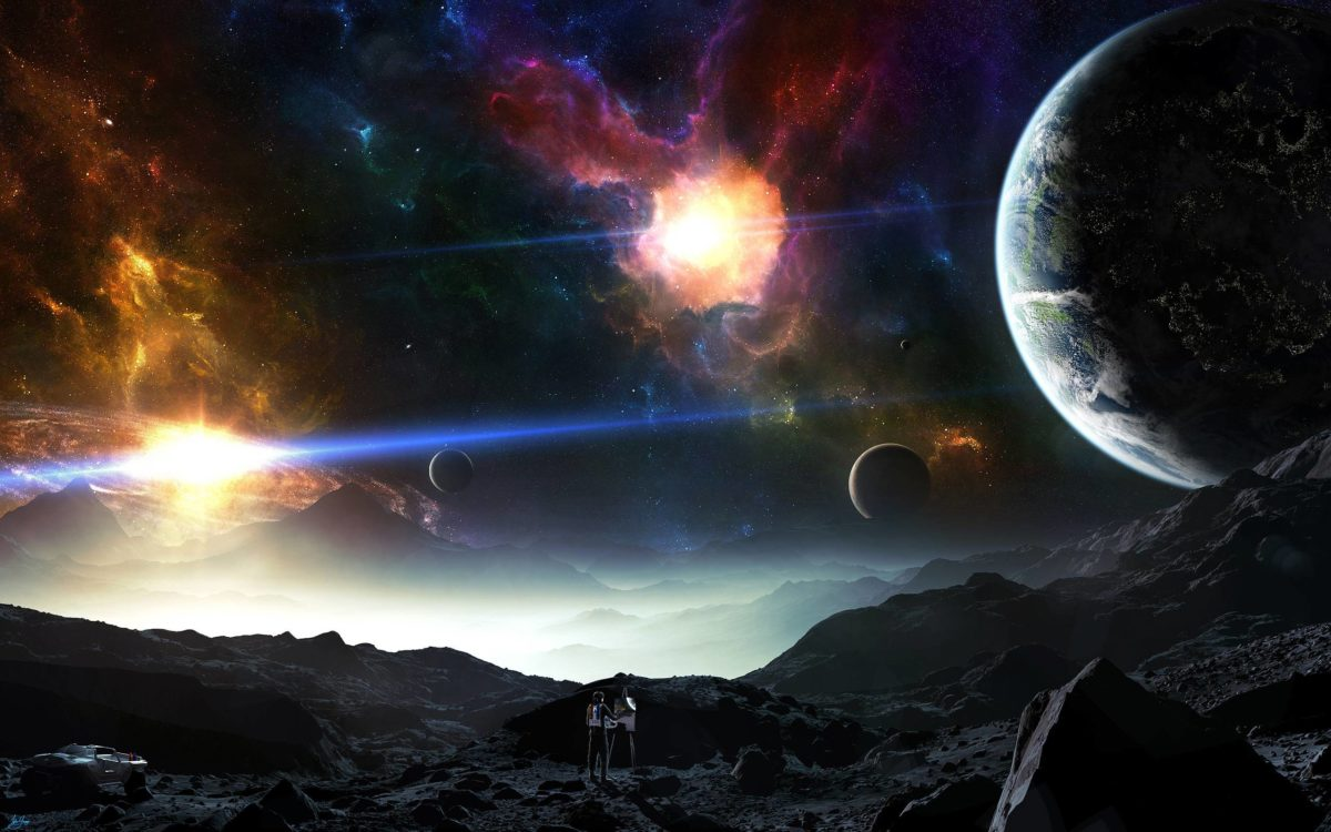 Space Planets Pictures Wallpaper | Wallpaper Download