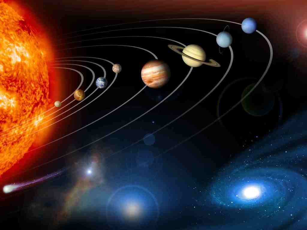 space planets wallpaper img20 «1024×768 «Space art «Universe …