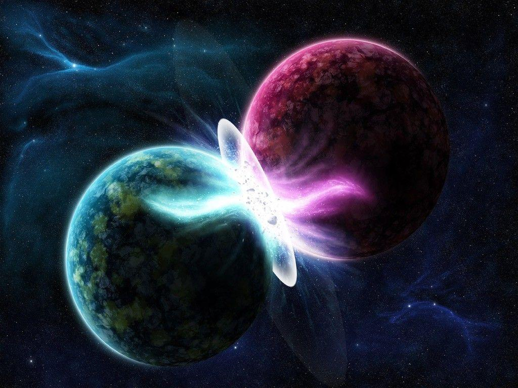 space planets wallpaper img28 «1024×768 «Space art «Universe …