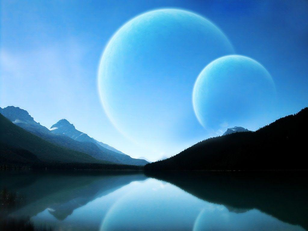 space planets wallpaper img27 «1024×768 «Space art «Universe …