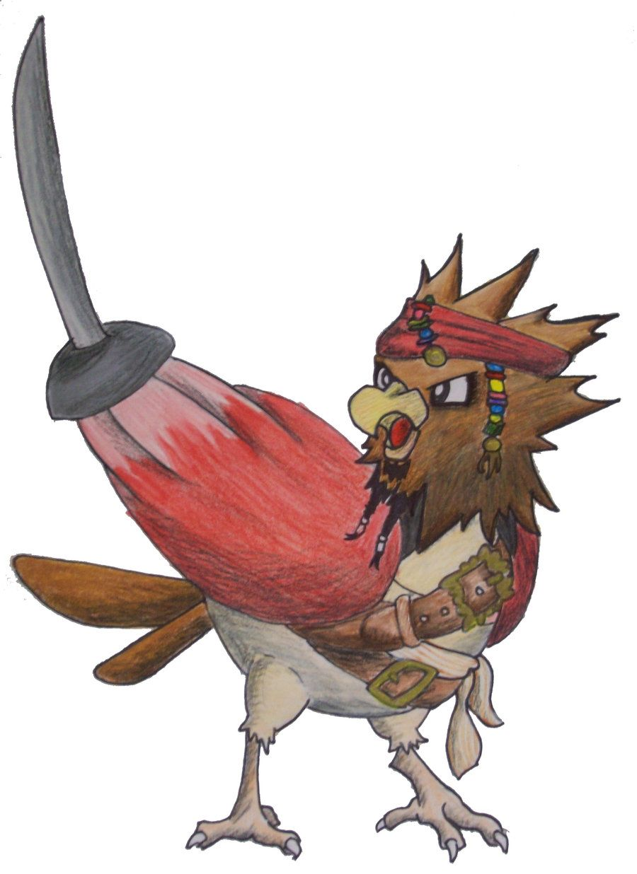 Full HD Pictures Spearow 237.01 KB