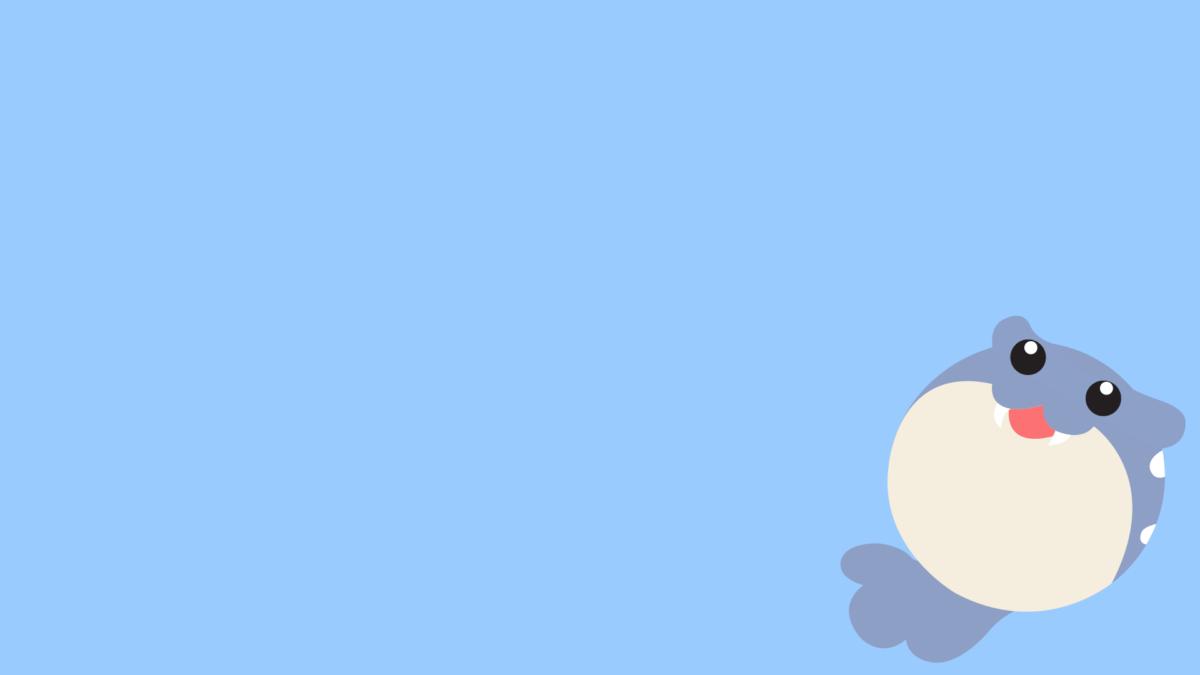 Spheal Wallpaper : pokemon