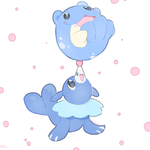 download Aghhh Spheal is my favorite Non-Starter pokemon and Popplio is one …