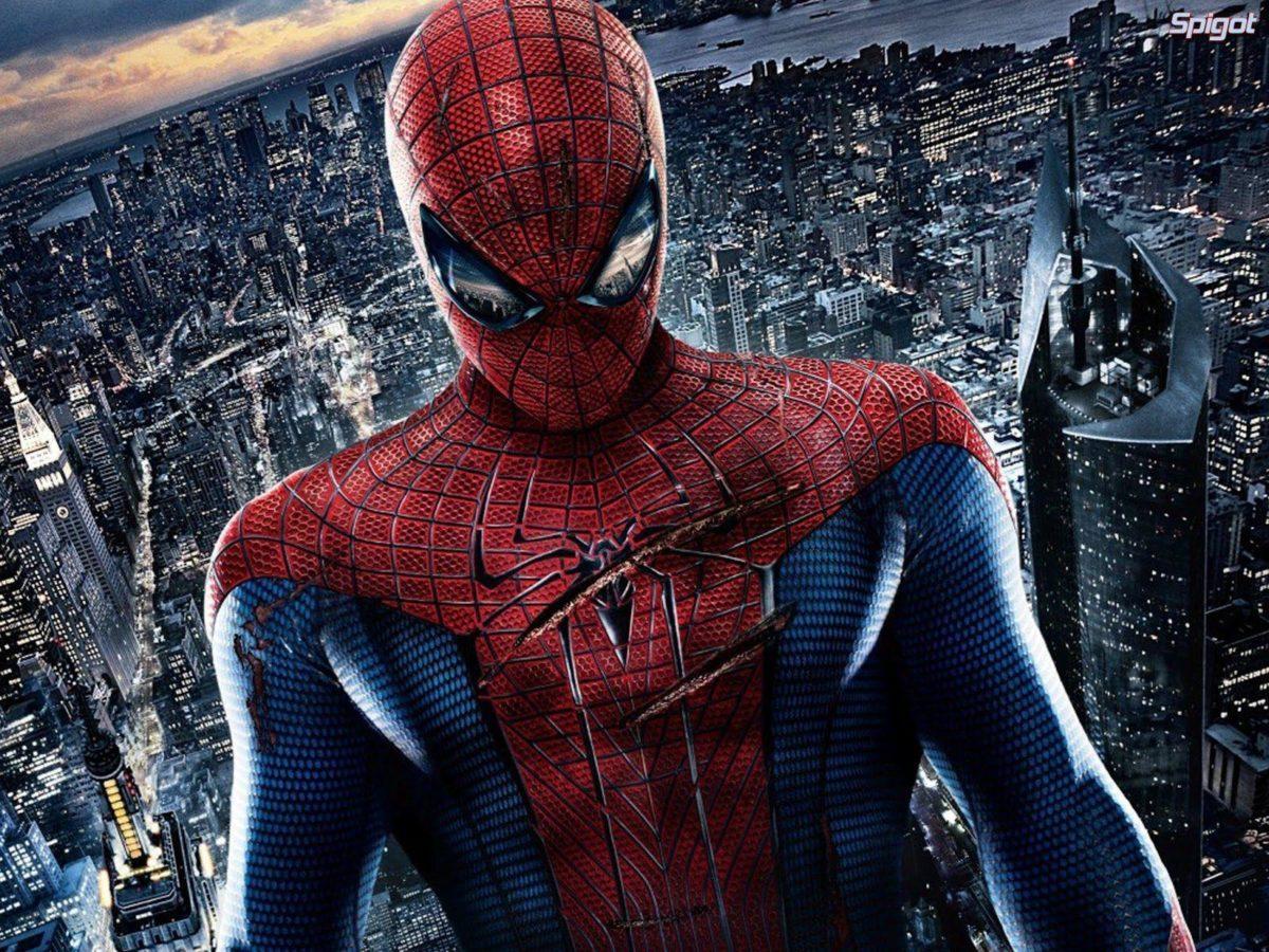 Spiderman Hd Background Wallpaper   Wallpaper Download