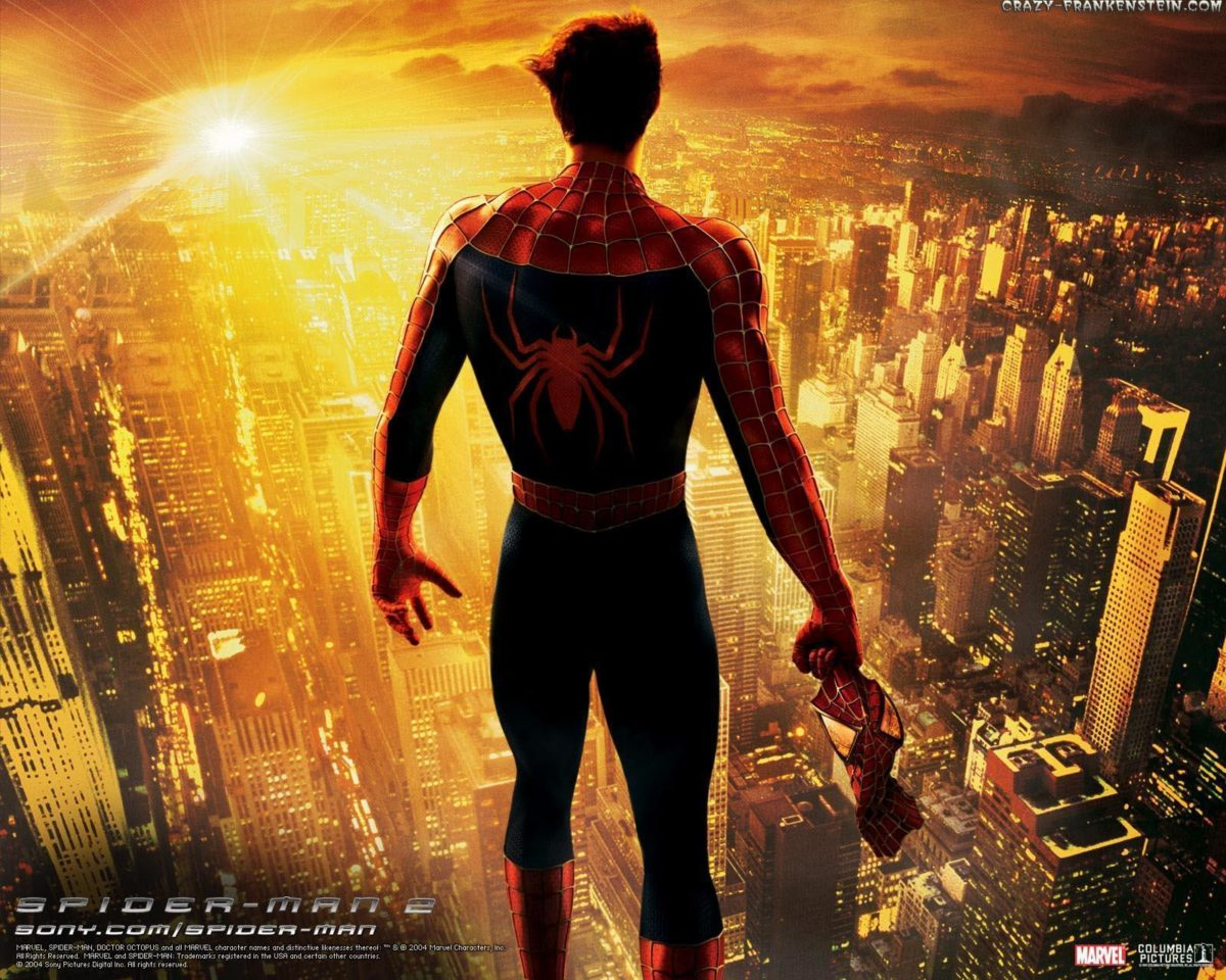 Spiderman 2 HD Desktop 1920 X 1080 Wallpapers | Sports Wallpaper …