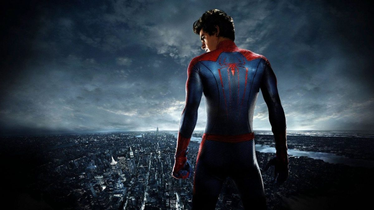 EVERY THING HD WALLPAPERS: Spiderman New HD Wallpapers 2013