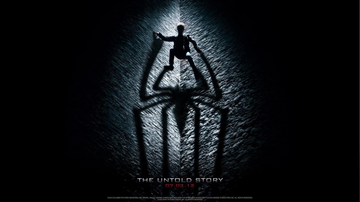Wallpapers For > Spiderman Black Hd Wallpapers 1080p
