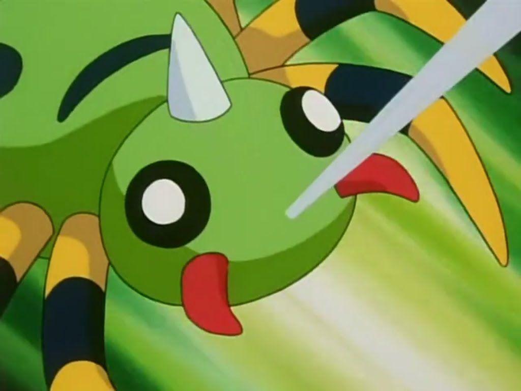 Spinarak kills legendary pokemon! – YouTube