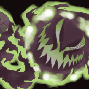 download Spiritomb Says Rawr :: by TheBealeCiphers on DeviantArt