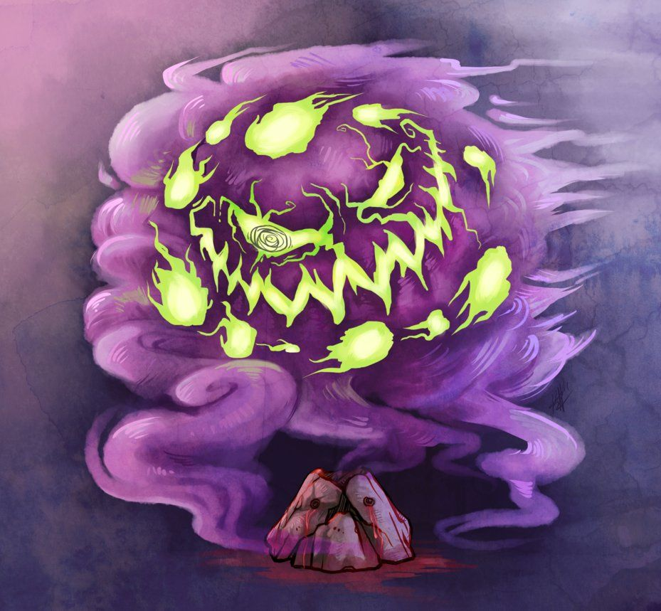 Spiritomb by Chewy-Meowth on DeviantArt