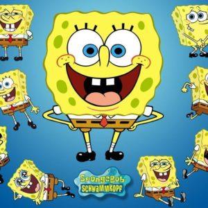 download Spongebob Circle Spongebob Wallpaper | Cute Spongebob Wallpapers