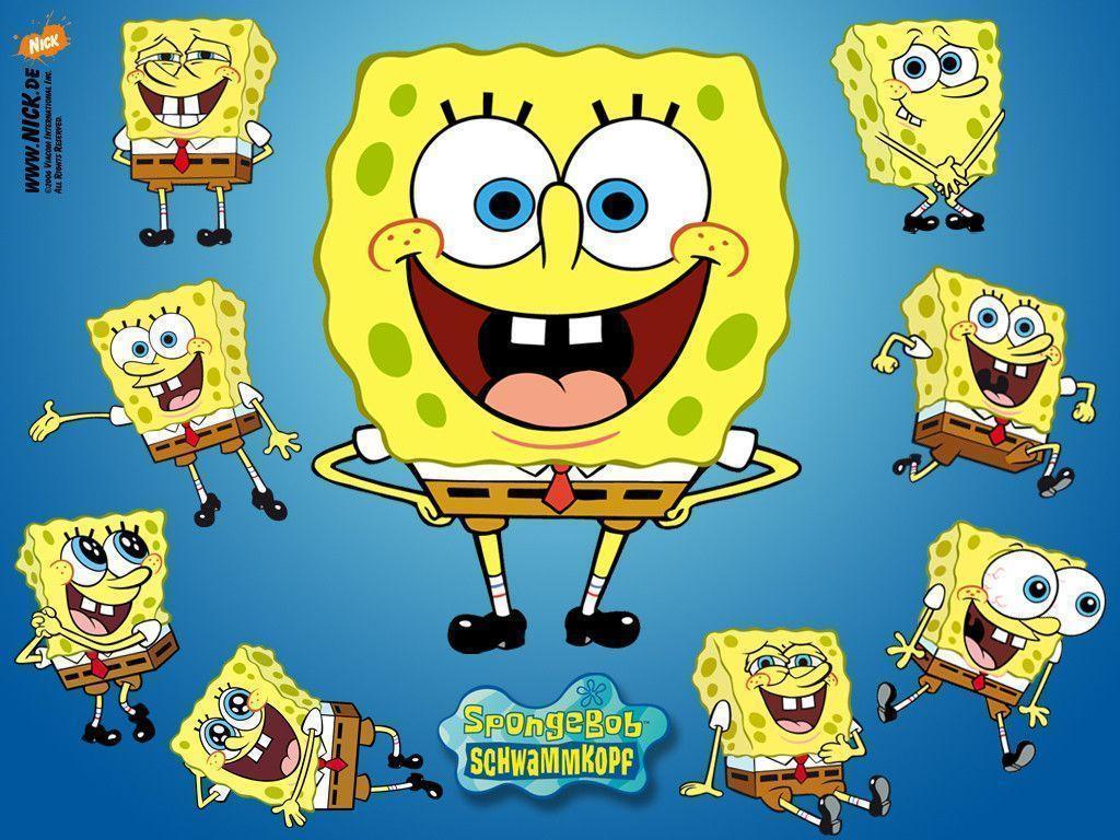 Spongebob Circle Spongebob Wallpaper | Cute Spongebob Wallpapers