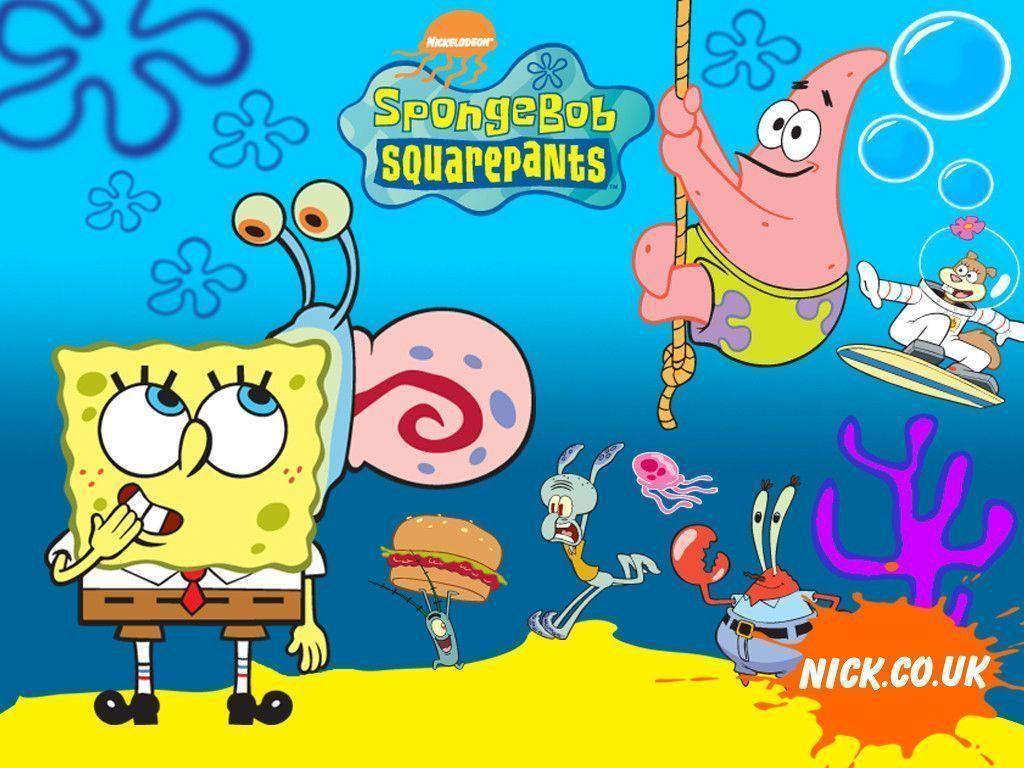 Spongebob Wallpaper – Spongebob Squarepants Wallpaper (16205104 …