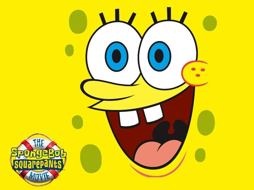 Spongebob Squarepants Wallpaper Face