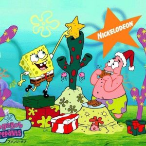 download Spongebob Squarepants Christmas Wallpaper Download HD | Cartoons …