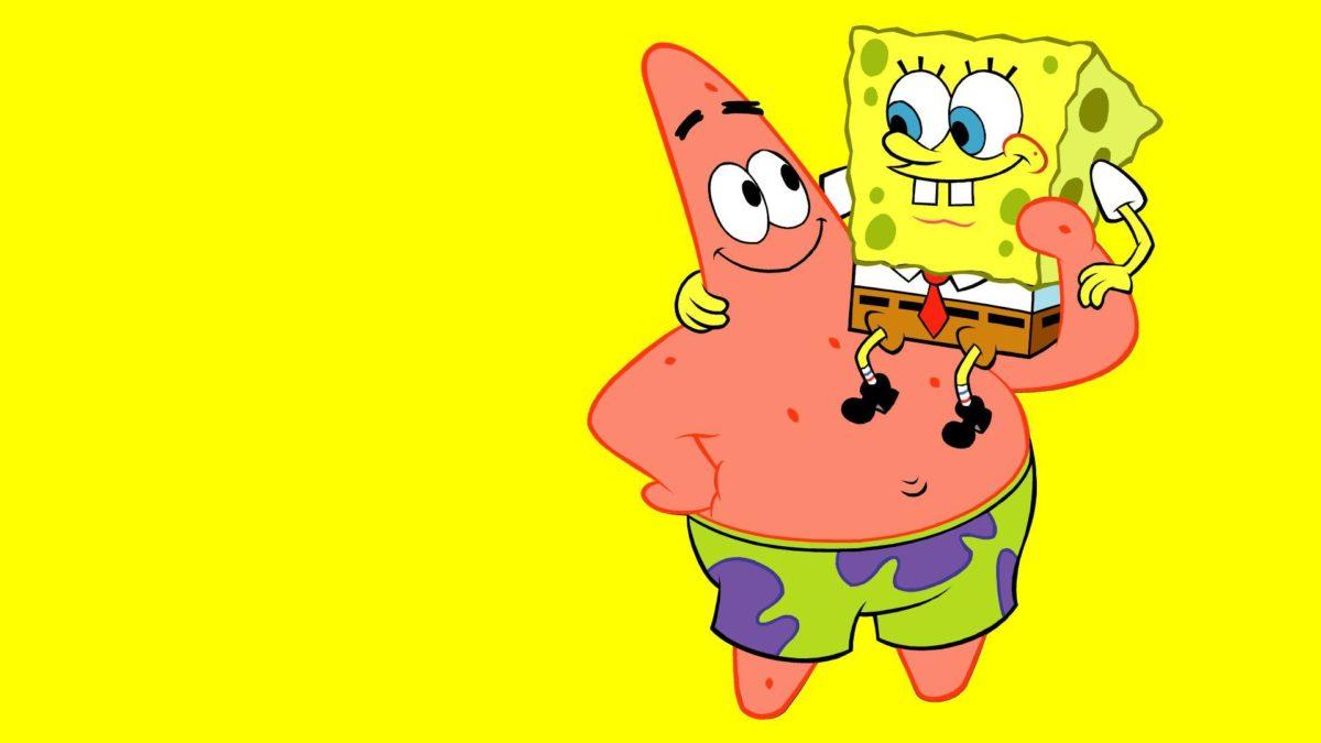 Spongebob wallpaper | 1920×1080 | #48607