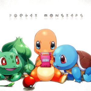 download Pokemon, Squirtle, Bulbasaur, Charmander HD Wallpapers / Desktop …