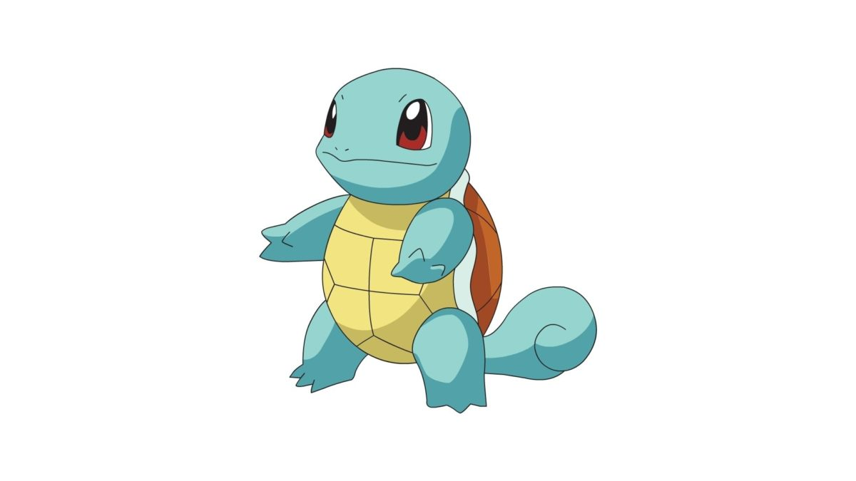 pokemon squirtle simple background white background 1920×1080 …