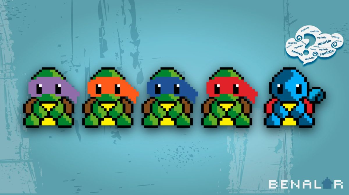 tmnt squirtle? – Wallpaper by pericles1 on DeviantArt