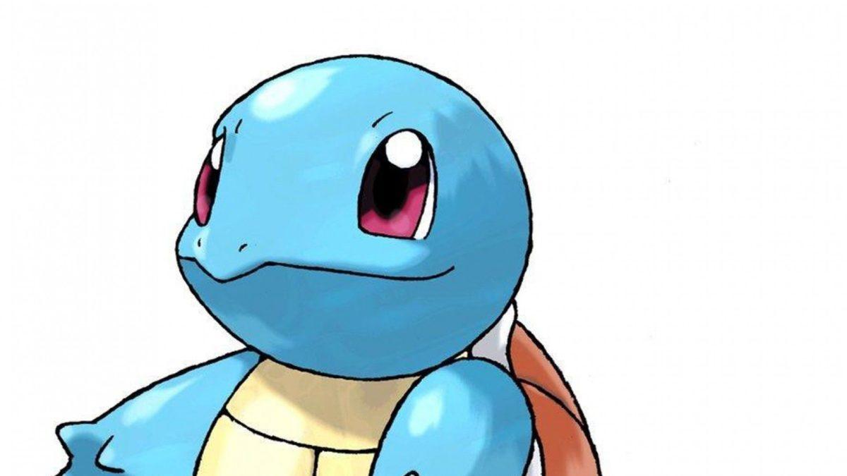 ScreenHeaven: Pokemon Squirtle desktop and mobile background