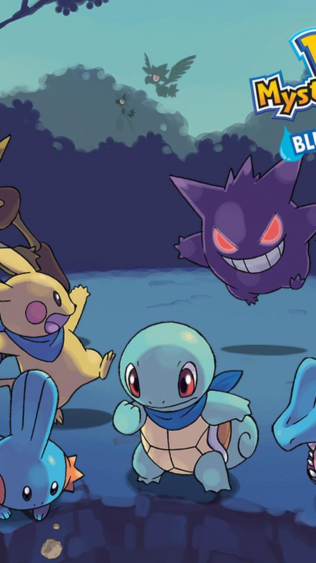 Free Pokemon iPhone Wallpapers – wallpaper.wiki