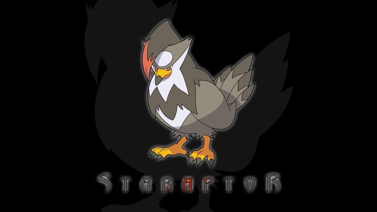 Pokemon, staraptor – Free Wallpaper / WallpaperJam.com