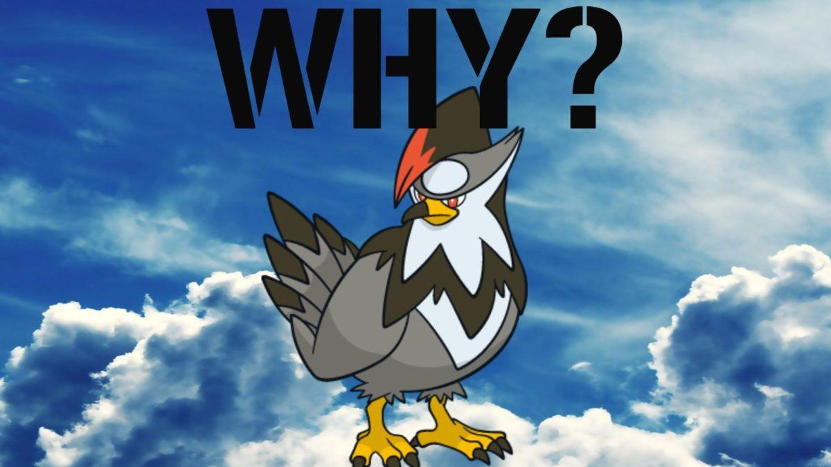 Why Mega Evolve? #107 Staraptor – YouTube