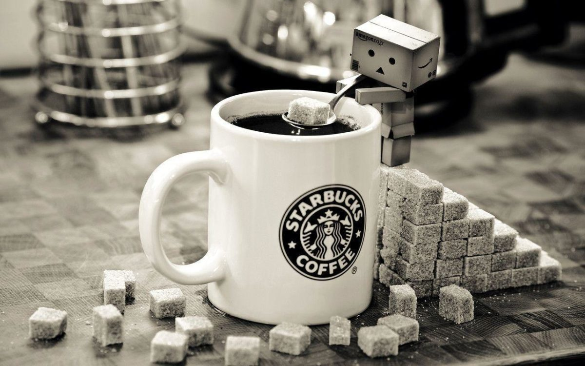 Coffee – Starbucks Wallpaper (25055603) – Fanpop