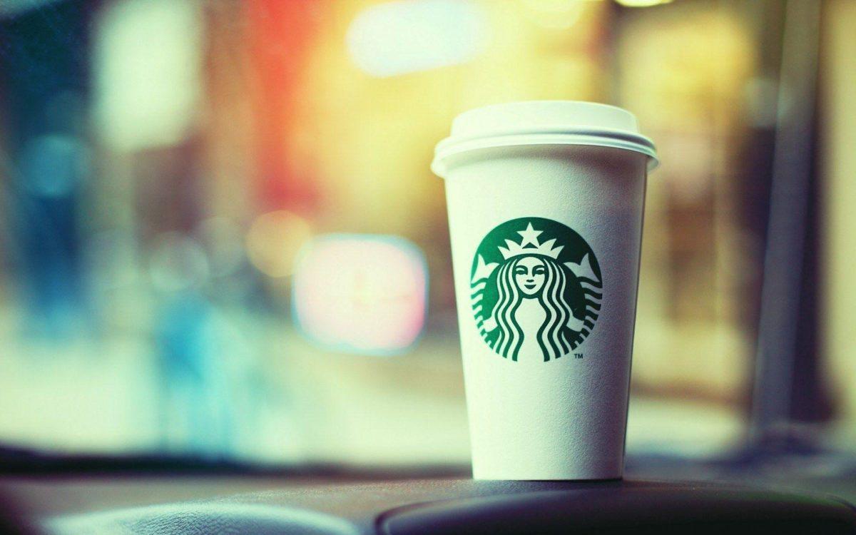 Starbucks Cup Mood Bokeh HD Wallpaper – ZoomWalls