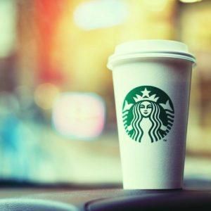 download Starbucks Cup Mood Bokeh HD Wallpaper – ZoomWalls