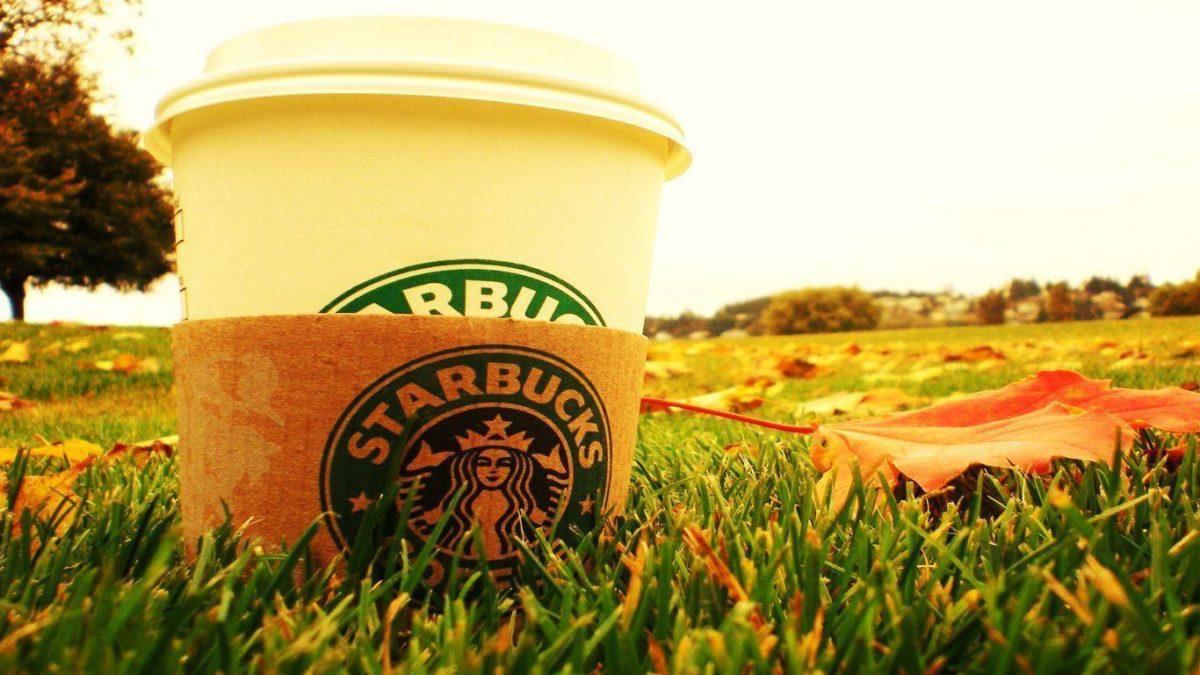 DeviantArt: More Like Wallpaper Starbucks c by Isfe