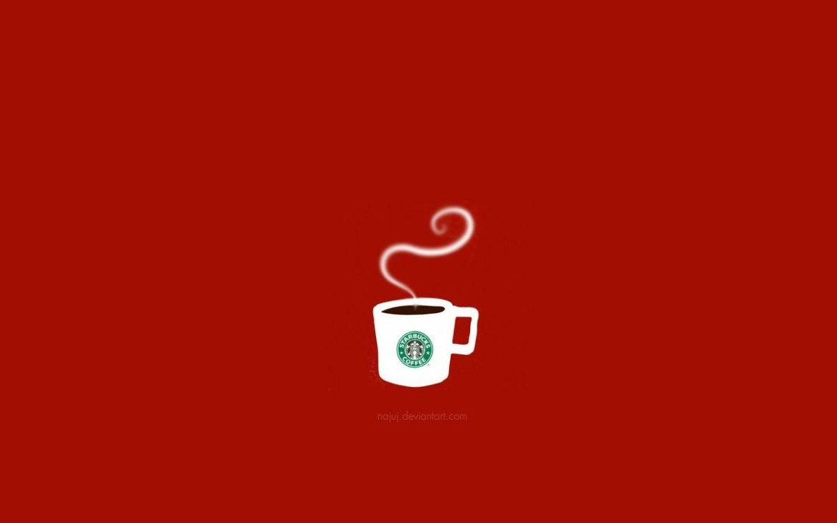DeviantArt: More Like Starbucks Wallpaper by Deeo-Elaclaire