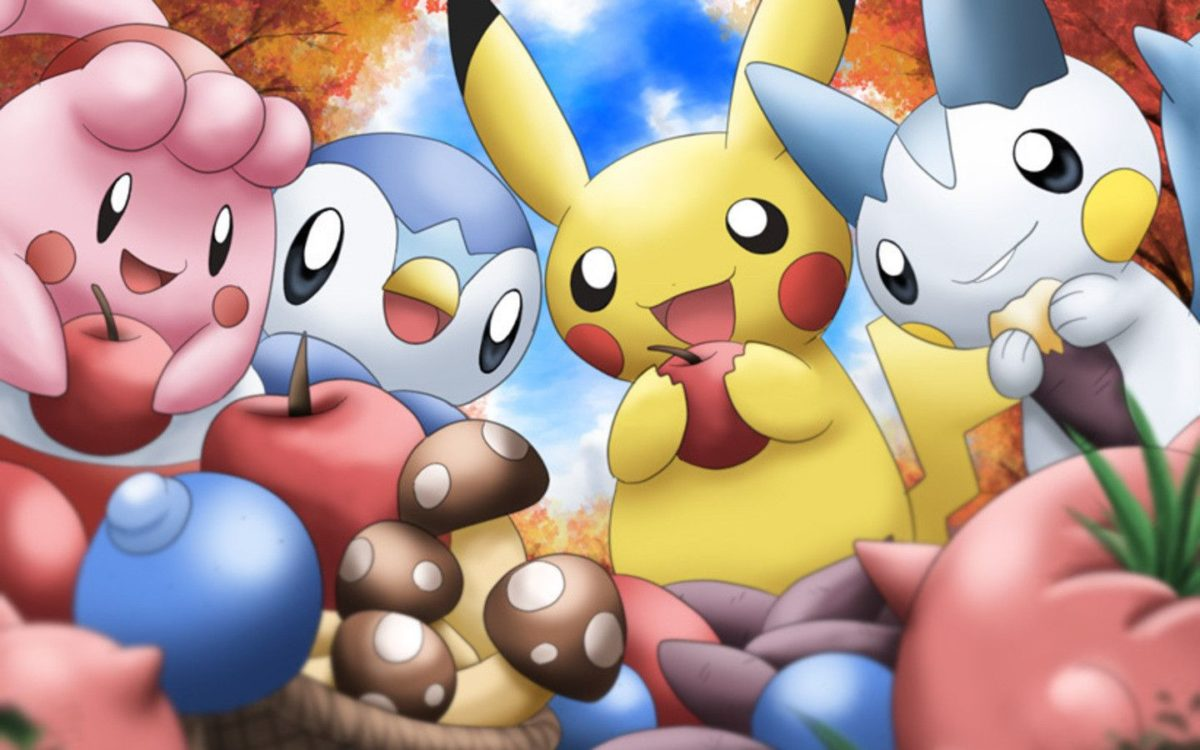 Download Cute Pokemon Free Wallpaper 1440×900 | Full HD Wallpapers …