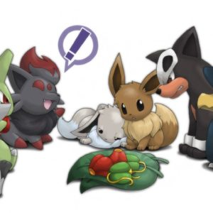 download 6 Zorua (Pokémon) HD Wallpapers | Background Images – Wallpaper Abyss