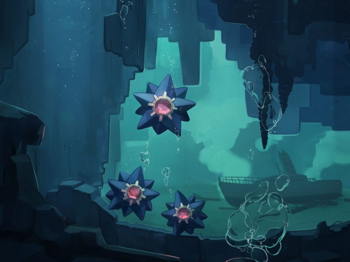 HD Anime Wallpapers Starmie