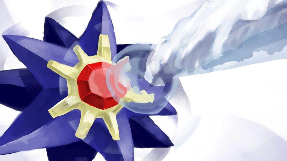 Pokemon starmie wallpaper | (77802)