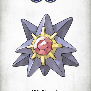download 121 Character Starmie | Wallpaper