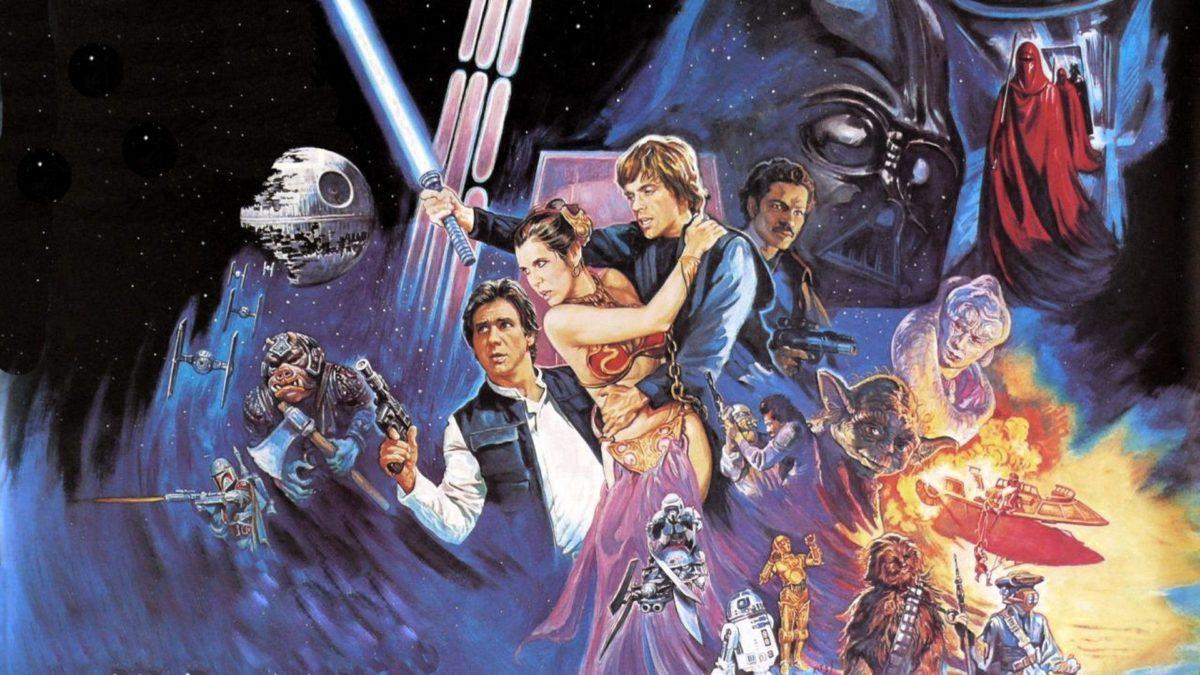 Movie Star Wars Episode VI: Return Of The Jedi Wallpaper 1920×1080 …