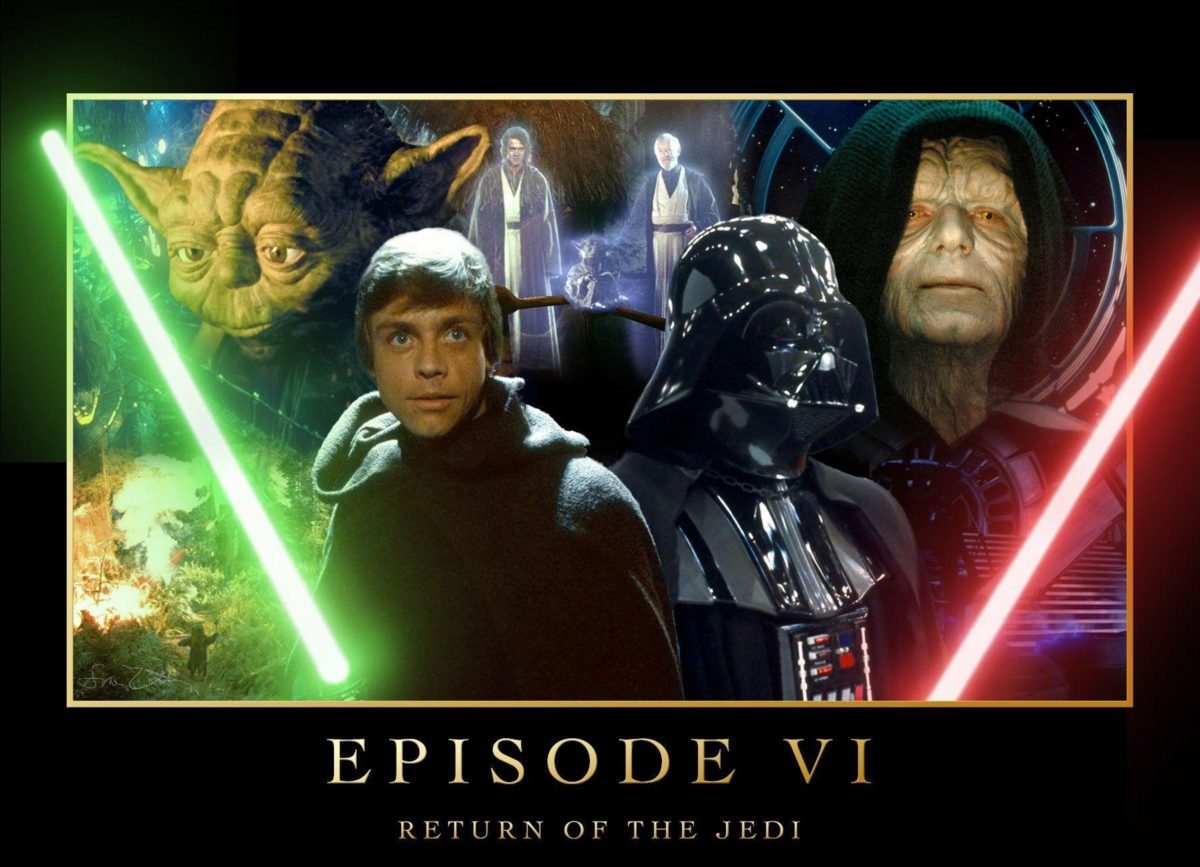 14 Star Wars Episode VI: Return Of The Jedi Wallpapers | Star Wars …