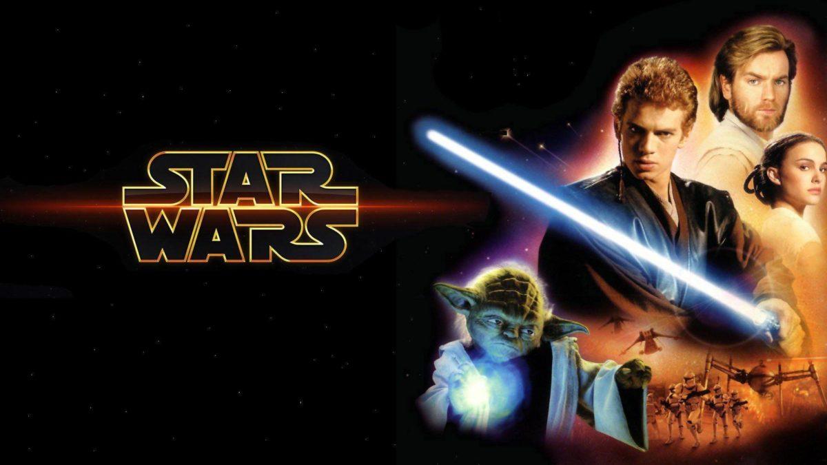 STAR WARS ATTACK CLONES sci-fi action futuristic movie film poster …