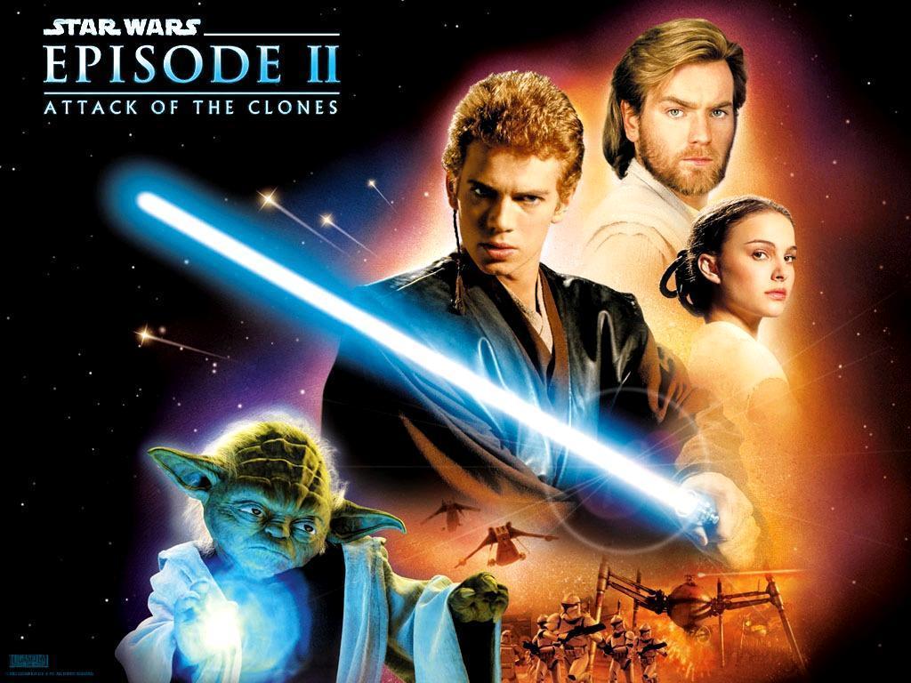 2002 Star Wars Episode ii Attack of the Clones Wallpaper 004 …