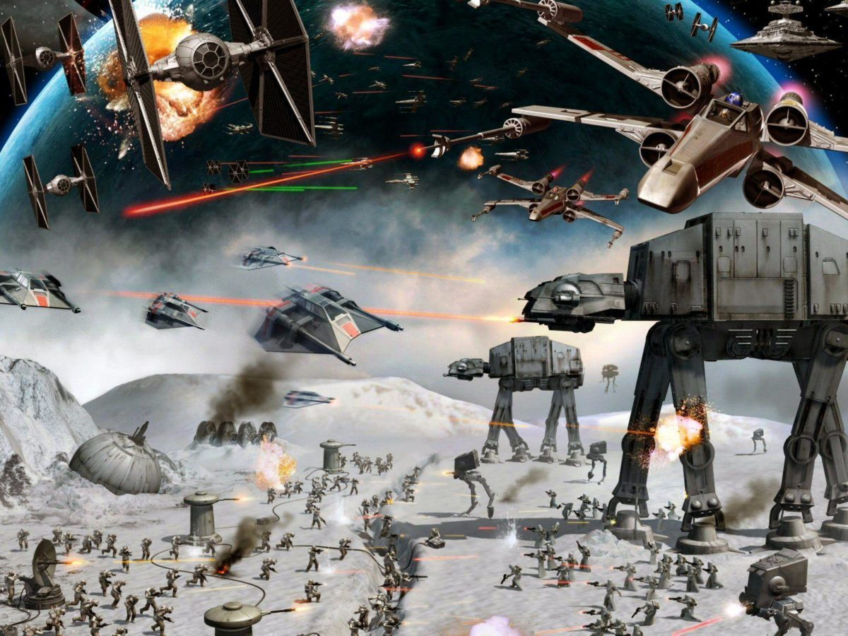 481 Star Wars Wallpapers | Star Wars Backgrounds Page 4